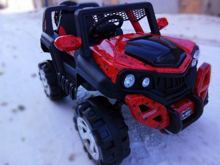Детский электромобиль Багги 6500