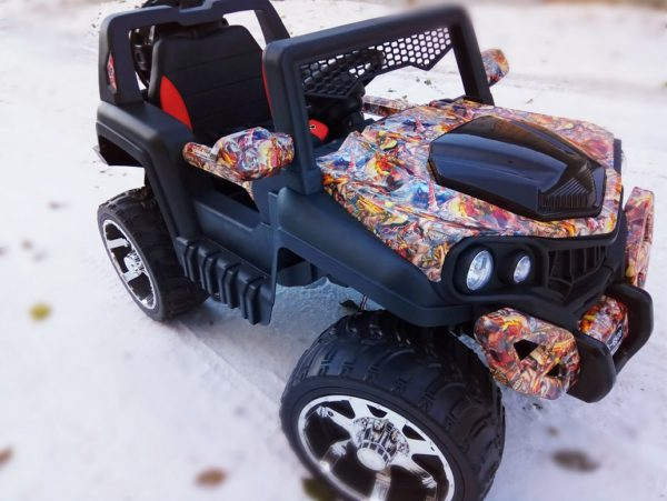 Детский электромобиль Багги А-6500