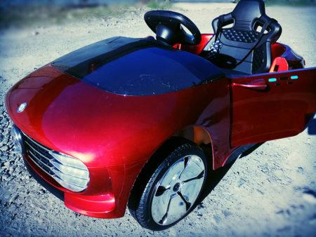Детский электромобиль Mercedes concept