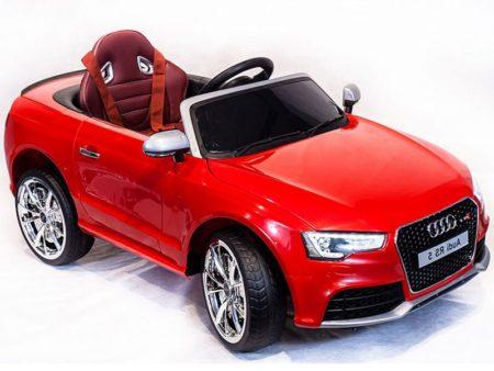 Детский электромобиль AUDI RS 5