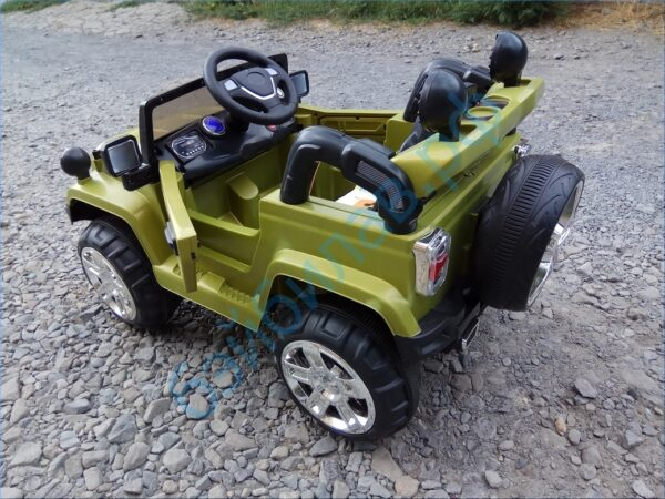 Детский электромобиль Jeep Wrangler 716