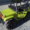 Детский электромобиль Jeep Wrangler 119