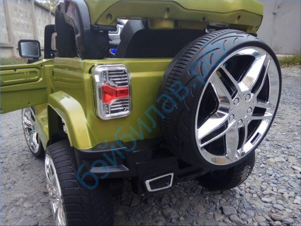 Детский электромобиль Jeep Wrangler 718