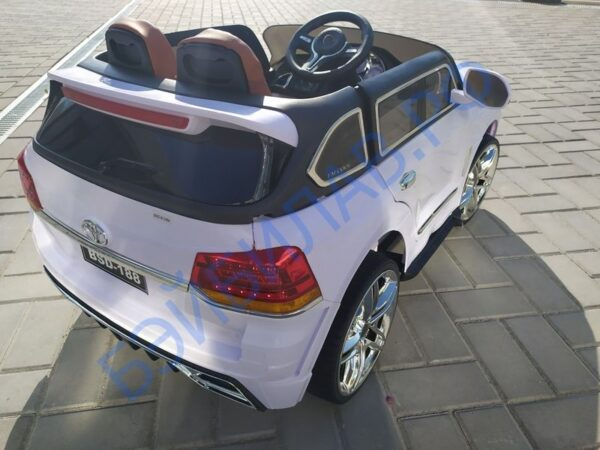 Детский электромобиль Toyota Land Cruiser - бэйбилав.рф