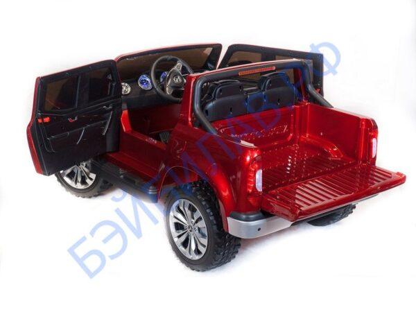 Детский электромобиль Mersedes Benz X-Class - бэйбилав.рф