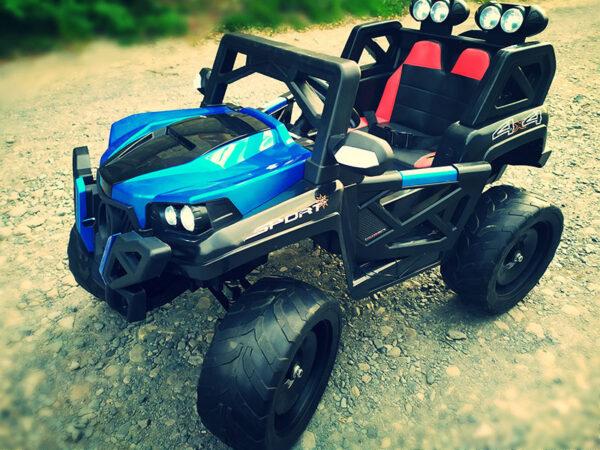 Детский электромобиль Багги 6688