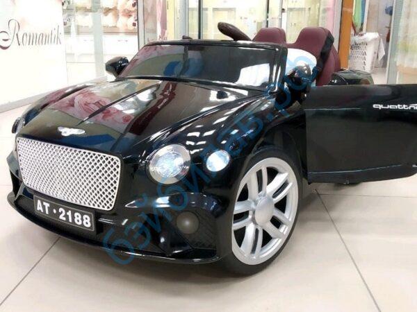 Детский электромобиль Bentley 2018