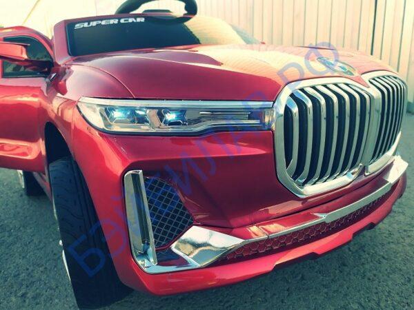 Детский электромобиль BMW X7