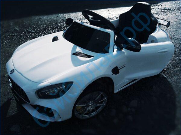 Детский электромобиль Mercedes GT-R