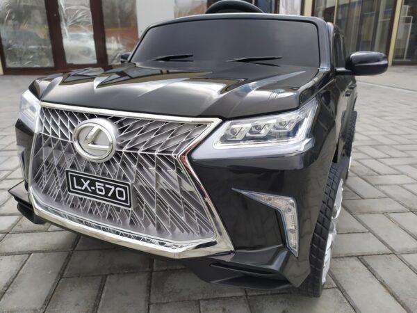 Детский электромобиль Lexus LX570 - Бэйбилав.рф