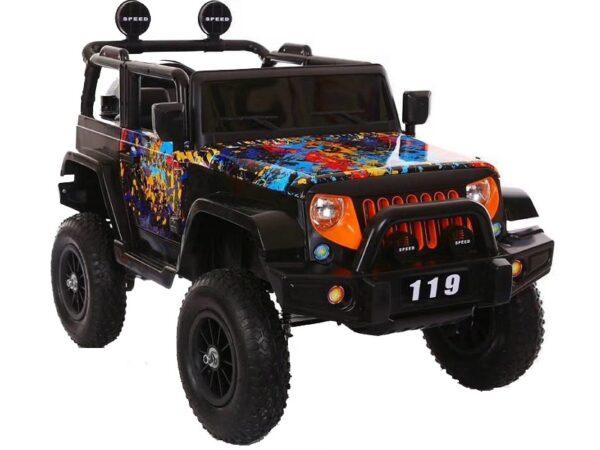 Детский электромобиль Jeep 119