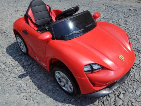 Детский электромобиль Porsche Panamera