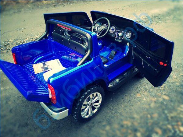 Детский электромобиль Mercedes X-class