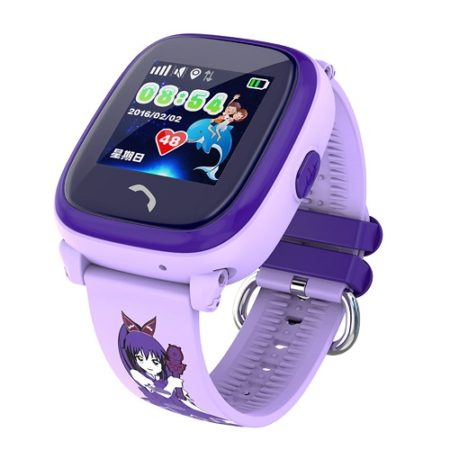 Детские GPS часы GW400S