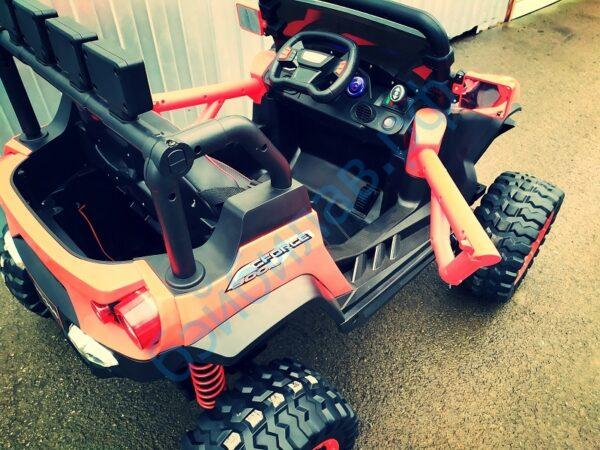Детский электромобиль Багги с кондиционером