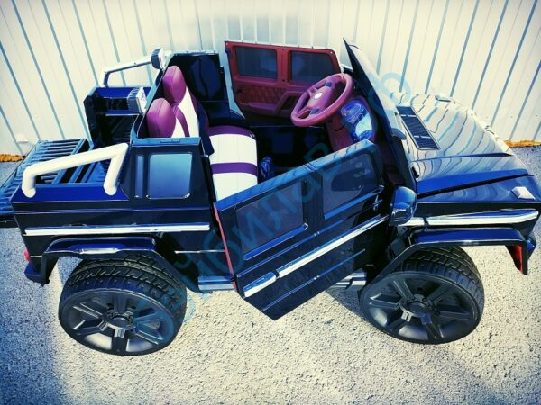 Детский электромобиль Гелендваген пикап