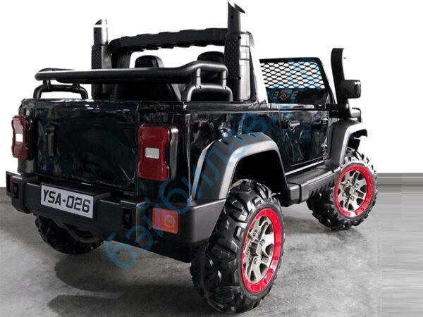 Детский электромобиль Jeep 26