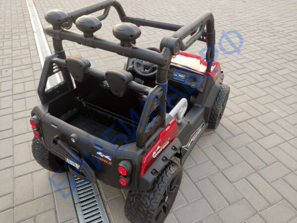Детский электромобиль Jeep DLS02 - бэйбилав.рф