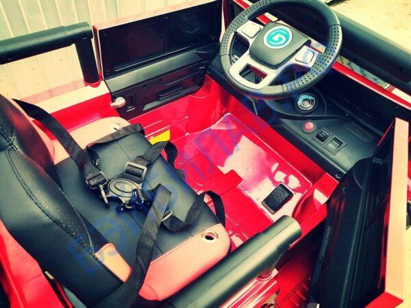 Детский электромобиль Джип Tiger