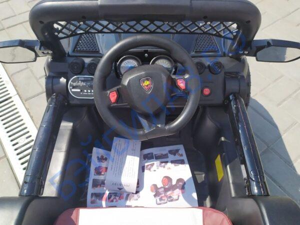 Детский электромобиль Багги 6100 - Бэйбилав.рф