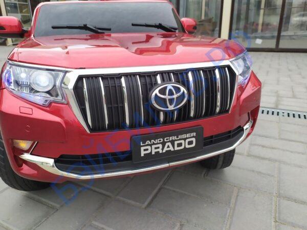 Детский электромобиль Land Cruiser Prado - Бэйбилав.рф