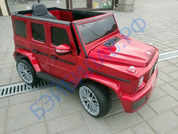 Детский электромобиль Mercedes G55 - Бэйбилав.рф