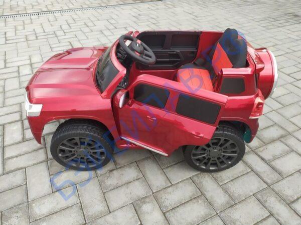 Детский электромобиль Land Cruiser - Бэйбилав.рф