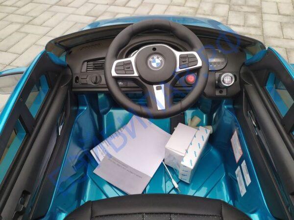 Детский электромобиль BMW 6 GT - Бэйбилав.рф