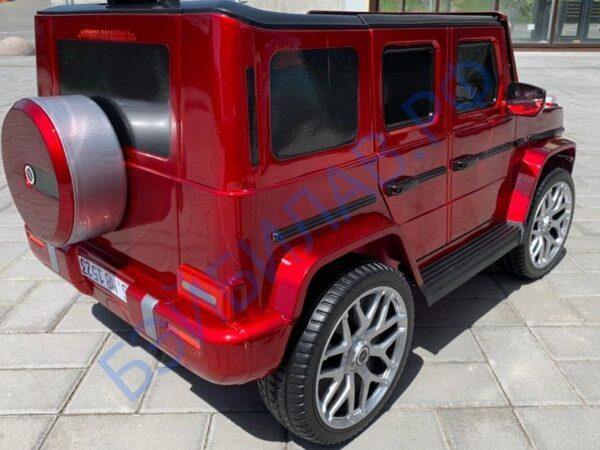 Детский электромобиль Мерседес Gelandewagen 1523 - Бэйбилав.рф