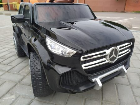 Детский электромобиль Мерседес 3388 pickup- Бэйбилав.рф