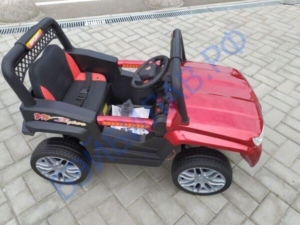 Детский электромобиль Toyota 219 - Бэйбилав.рф
