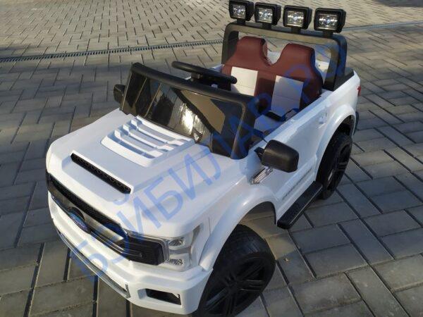 Детский электромобиль Форд Раптор - Бэйбилав.рф