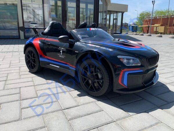 Детский электромобиль BMW M6 GT3 - бэйбилав.рф