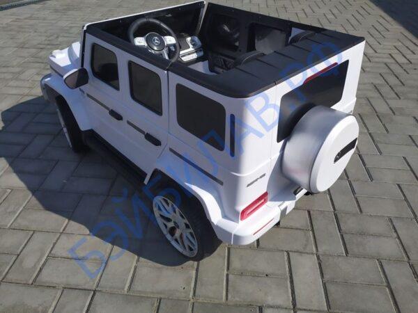Детский электромобиль Мерседес Gelandewagen G63 AMG - Бэйбилав.рф