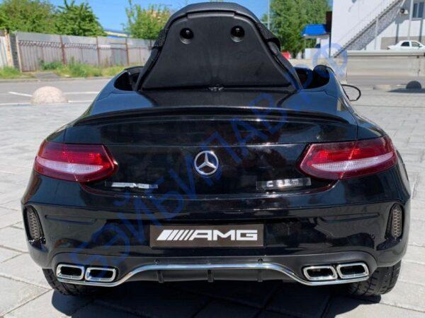 Детский электромобиль Mercedes C63 AMG - бэйбилав.рф