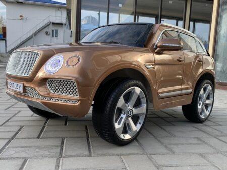 Детский электромобиль Bentley - Бэйбилав.рф
