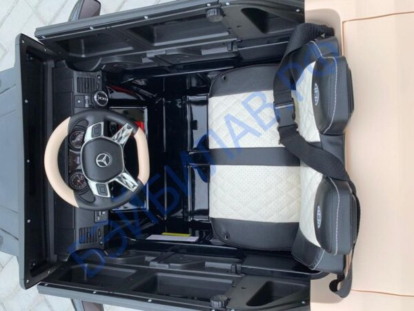 Детский электромобиль Mercedes Maybach G650 - Бэйбилав.рф