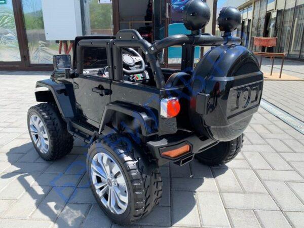 Детский электромобиль Jeep Wrangler 668 - бэйбилав.рф