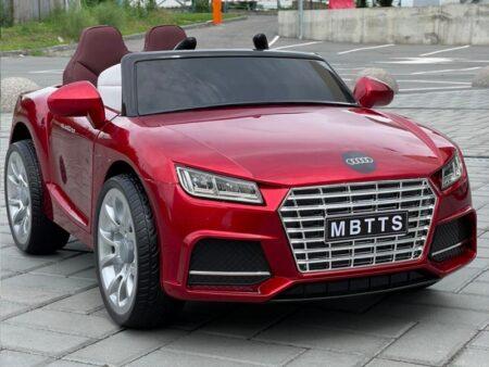 Детский электромобиль Ауди ТТ - бэйбилав.рф