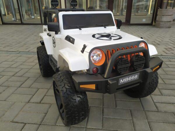 Детский электромобиль Wrangler MB668 Бэйбилав.рф