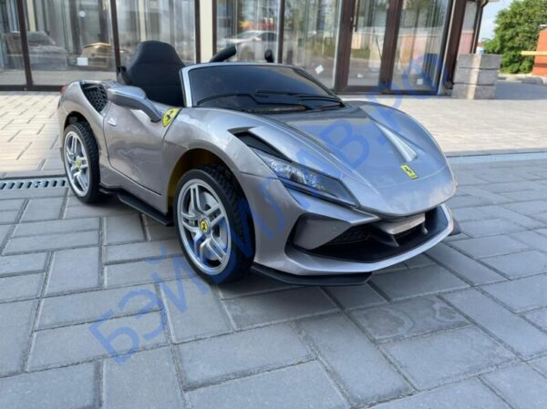 Детский электромобиль Ferrari F8 - бэйбилав.рф