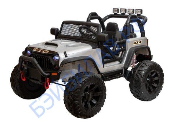 Детский электромобиль Jeep JC666 4х4 - бэйбилав.рф
