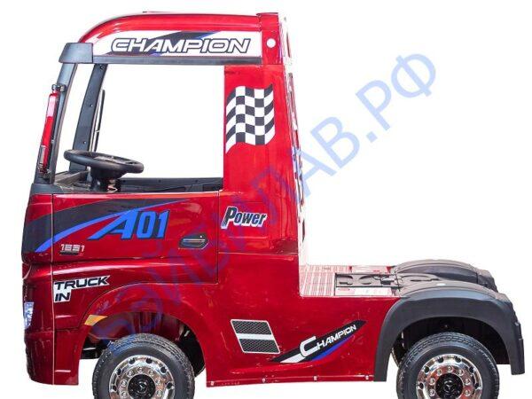 Детский электромобиль Mercedes Benz Truck- бэйбилав.рф