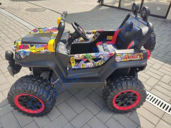 Детский электромобиль Багги 802 - Бэйбилав.рф
