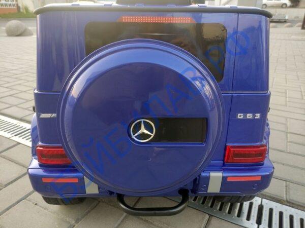 Детский электромобиль Mercedes G63 AMG - Бэйбилав.рф