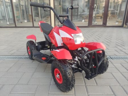 Детский электромобиль Квадроцикл Quad Bike a- Бэйбилав.рф