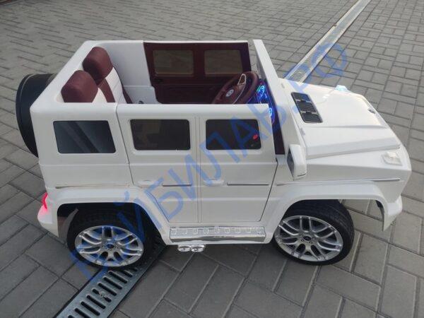 Детский электромобиль Mercedes G65 - Бэйбилав.рф