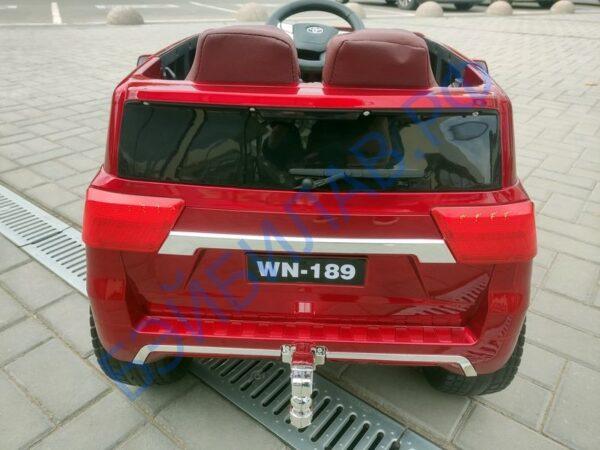 Детский электромобиль Toyota Land Cruiser 189 - бэйбилав.рф