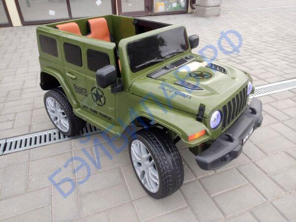 Детский электромобиль Jeep 169 - Бэйбилав.рф